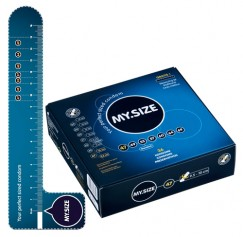 MY.SIZE 47 mm 3er (10 er Packung)
