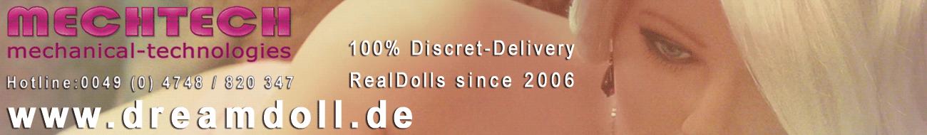 DreamDoll Silikonpuppen & Real Doll Spezialist